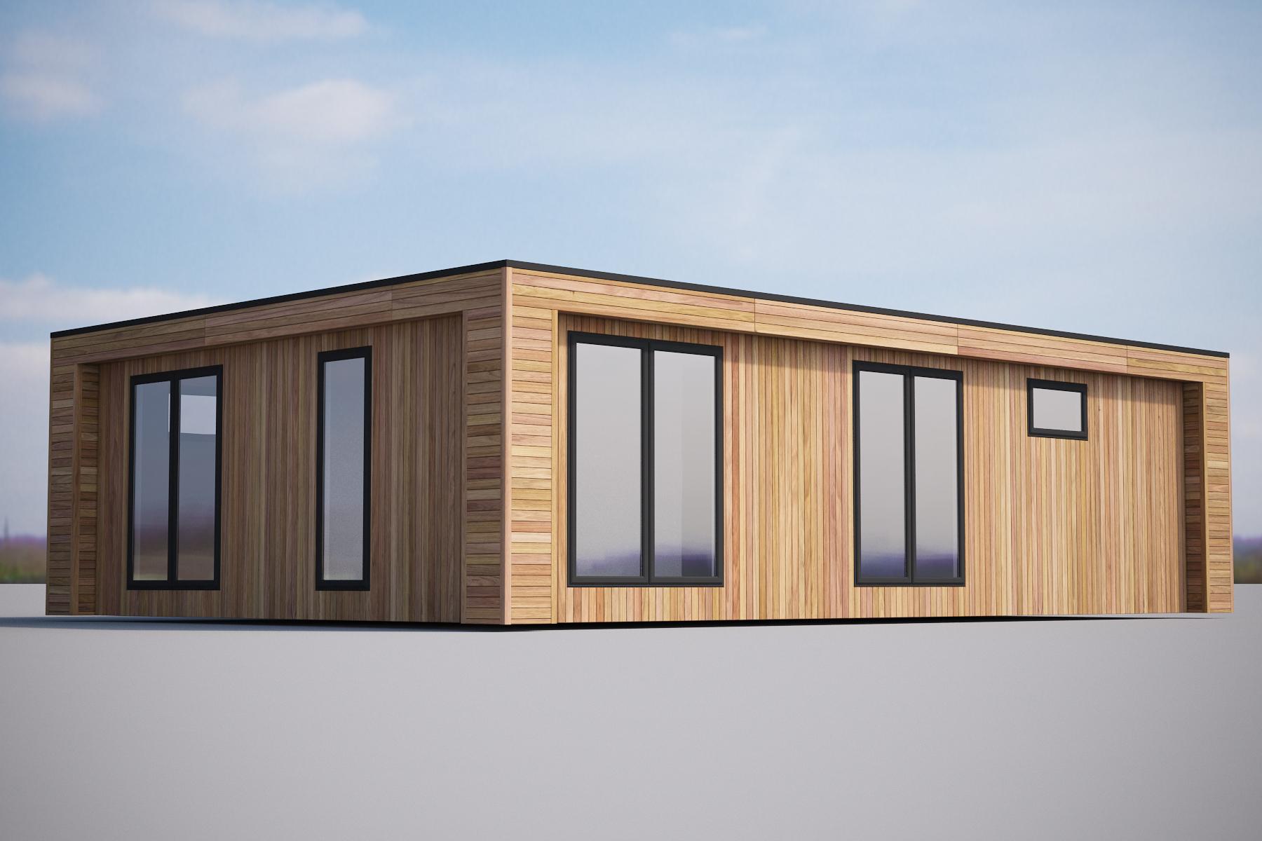 Eco Lodge Model_Draft